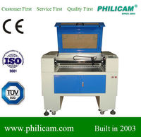 FLDJ6090 laser cutter used for Bamboo&Paper&Acrylic&Marble&Crystal cutting/co2 laser cutting machine