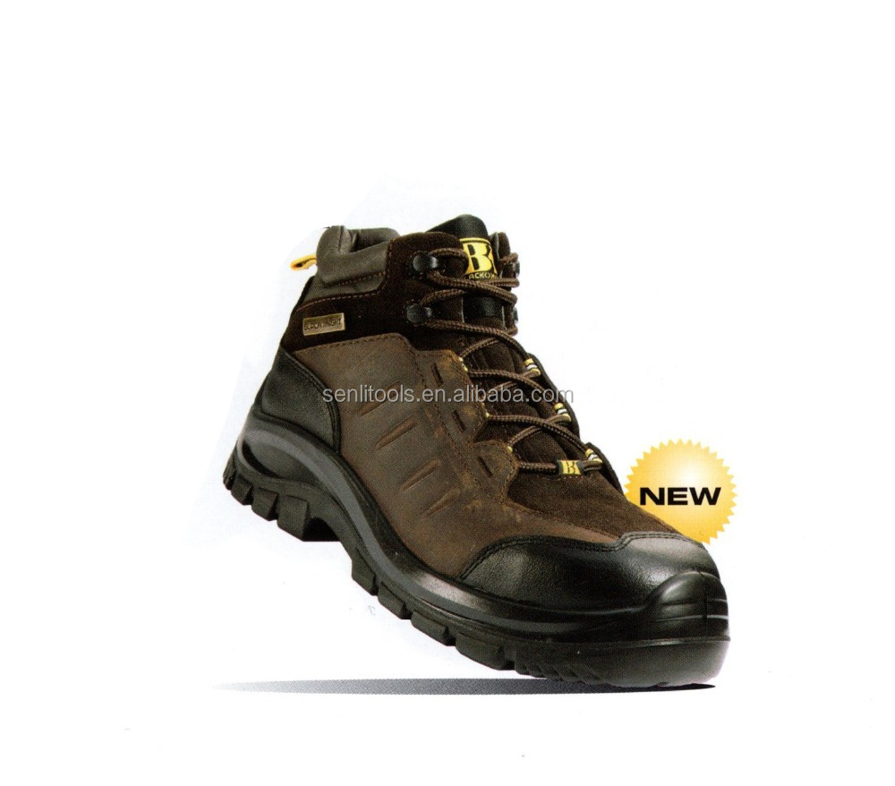 Men's Groundbreaker Steel Toe Work Boot