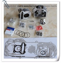 High Quality Cylinder 64mm Head Kit For GY6 100CC Engines