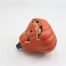outdoors festival party decoration 3d plastic pumkin child toy