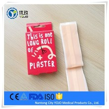New Products Waterproofing Bandage Wound Adhesive Plaster Banaids Strips