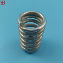 OEM excavator track recoil high temperature compression spring
