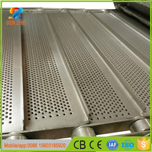 2017 hot sale special customized knife edge conveyor belt for drying furnace