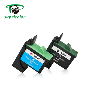 Remanufactured ink cartridge compatible for Lexmark 10N0016 10N0026 (LM16 LM26 )