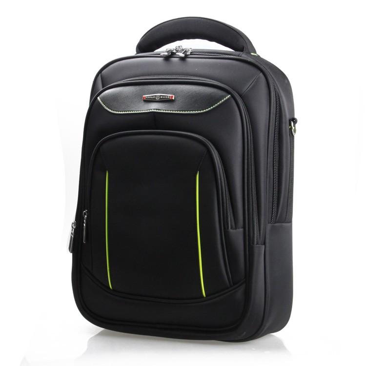 High Quality Laptop Backpack For 15.6 Laptops With Multiple Zip ...