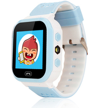 High quality wifi android 2017 smart watch phone for kids
