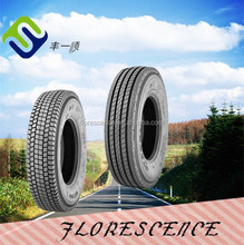 315/80R22.5 all steel radial heavy deep tread depth pattern truck tire from China