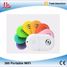 360 WiFi 2 Mini Wireless Router 360 Portable WiFi Adapter luxury Settings Super Easy 150KBS Computer Network