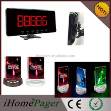 Customer Call Bell Products Electronic Wireless Alarm Buzzer