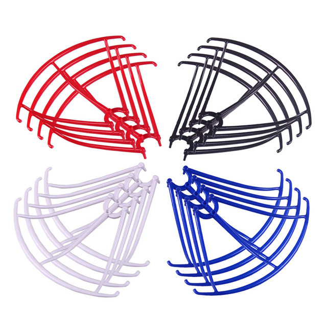 16PCS Blades Protection Frame Guard Syma X5 X5C X5C-1 X5SC X5SW Propeller Protectors RC Quadcopter Accessories Drone Spare Parts