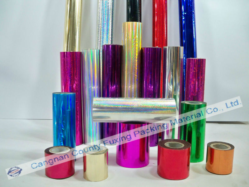 B grade various colors Hot stamping foil