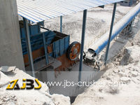 Environmental Quarry Crusher Plant With Dust Collector