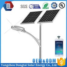 Intefly China Waterproof solar led street light with smart sensors /LYBRSST6MC311