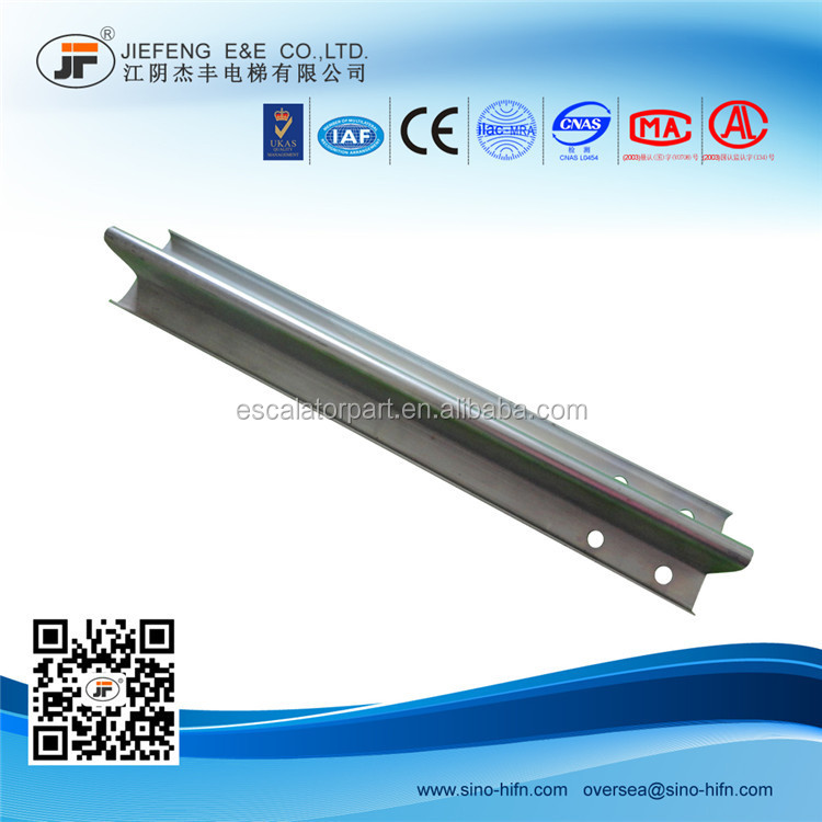 TK3, TK3A, TK5, TK5A, Elevator Hollow Guide Rail, Aluminum Guide Rail