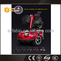 electric tricycle used CE approved 500W 48V adult electric 3 wheel smart electric scooter