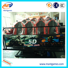 Motion Simulator 5D Cinema Electric/Hydraylic