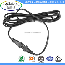 UL approval dc power cord cable ul listed power cable extension cord