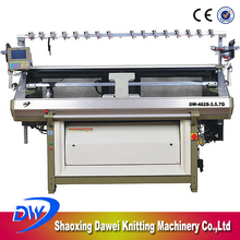 DAWEI DW-482S 48 Inch 3.5.7G Multi Gauge Automatic Woolen Sweater Knitting Machine Price With Comb