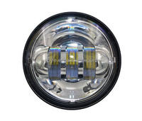 "Pair led fog light Left And Right 4.5"" 30W passing lamp LED Driving Light For Harley Davidson"