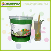 High Quality Hami Popball for Taiwan Bubble Tea drinks like Popping boba