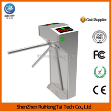 Tripod Turnstile HS Code/Emergency drop arm available Mechanical Tripod Turnstile