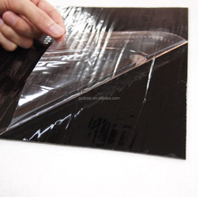 Self-adhesive asphalt waterproofing roll membrane