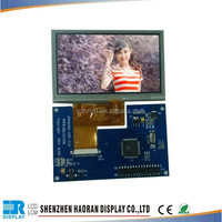[Latest Version ] 4.3 inch tft lcd display module with controller board