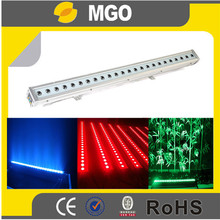 disco led light 24pcs *3 watts led wall wash with high quality