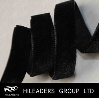 RT060 High Quality Wholesale Garment Elastic Decorative Velvet Ribbon