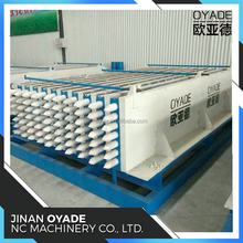 OYD Brand cheap economic eps lightweight wall panel production line/Vertical mold Sandwich Panel Machine manufacture