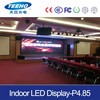 High Resolution Indoor P4.8 Small Pitch LED Video Display Board