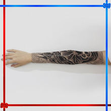 EH092 Tattoo Sleeve You Pick Punk Fashion Nylon Stretchy Temporary Fake Arm Stocking