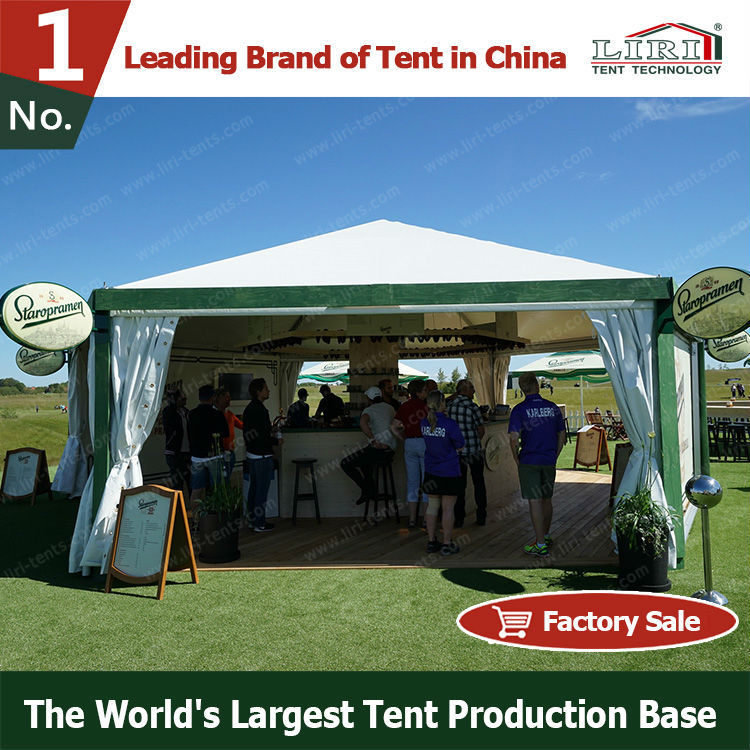 20m octagon tent with multi sides for high-end wedding party