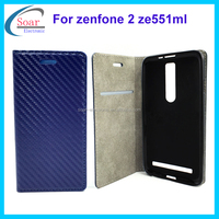 strong magnet flip case for ASUS zenfone 2 ze551ml,straw pattern wallet case for ASUS zenfone2 ze551ml