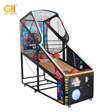 Electronic Coin Operation Basketball Arcade Game Machine