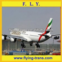 Cheap air cargo to Nigeria from China