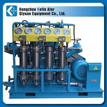 oil-free 7.5KW oxygen booster compressor with CE