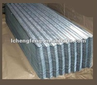 Hot Dipped Galvanized Roofing Sheet/Steel Specification st12