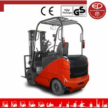 EP High Quality 2 Ton Electric Forklift Truck Battery Forklift With CE