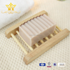 Corrosion resistant eco-friendly wooden soap holder box