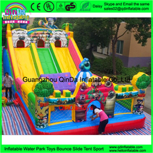 Commercial Playground Equipment Giant Inflatable Bouncy Castle for Adults and Kids