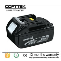 makita battery 18v 5000mah lithium for Makita 18v BL1850 battery