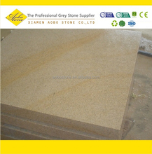 Flamed finished ivory golden sand beach granite
