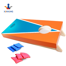 Pine wooden toss game with sand bag Bean Bag Toss Game