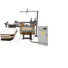 four sides cutting saw wood saw For Plywood making machinery