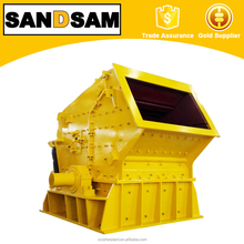 Efficient PF 1214 impact crusher with cubic products,large capacity impact crusher