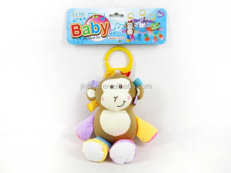 Baby Girls Rock Bell Light Color Baby Rattle Toy Set