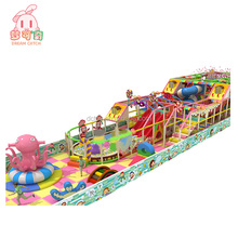 factory price kids used gallery indoor playground equipment for sale, larde gallery indoor playground equipment