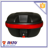 Top motorcycle black luggage box for sale