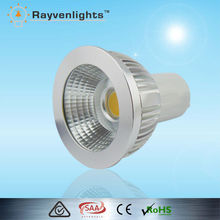 Height 62mm 5w mr16 gu10 cob led bulb